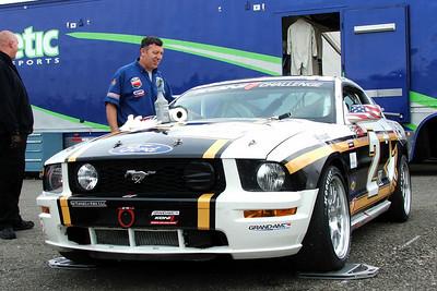 CMA Motorsports Mustang GT