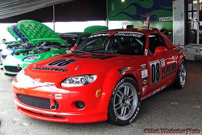 Flat Out Motorsports Mazda MX-5