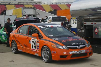 Compass360 Motorsports Honda Civic Si