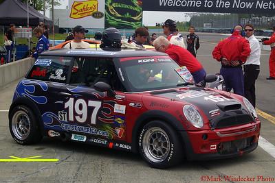 RSR Motorsports Mini Cooper S