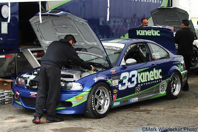 Kinetic Motorsports BMW M3