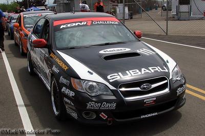 Subaru Road Racing Team Subaru Legacy