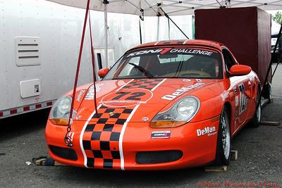 DeMan Motorsport Porsche Boxster
