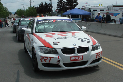 RRT  Racing BMW 330i