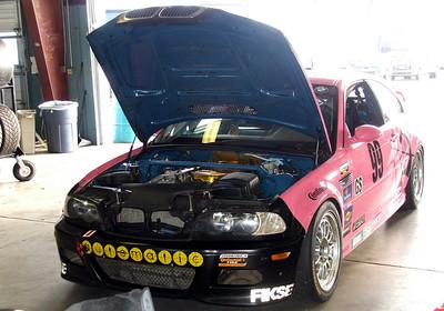 AUTOMATIC RACING BMW M3