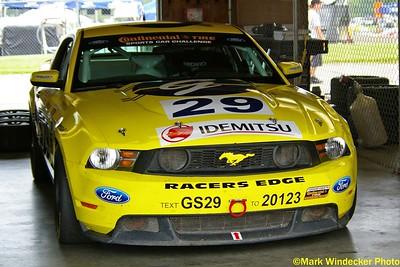 MUSTANG BOSS 302R RACERS EDGE MOTOSPORT