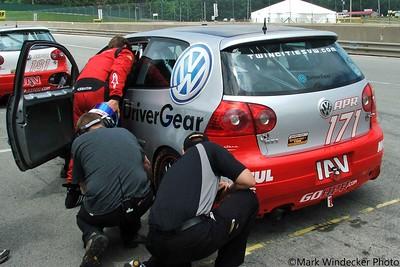 VW GTI APR MOTORSPORT