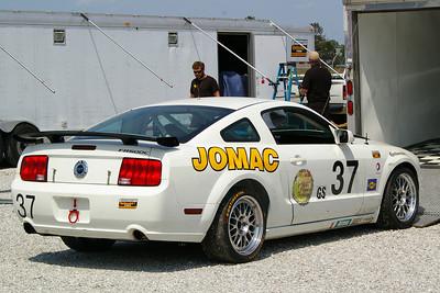 JOMAC RACING MUSTANG GT
