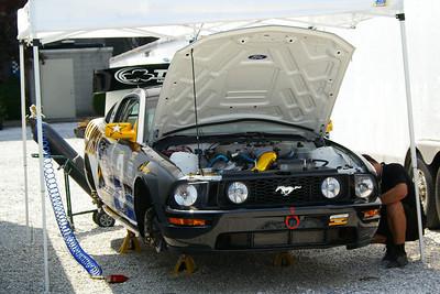BLACKFOREST MOTORSPORTS FORD MUSTANG GT