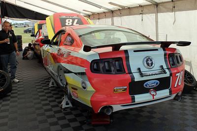 GS-RACERS EDGE MOTORSPORT MUSTANG BOSS 302R