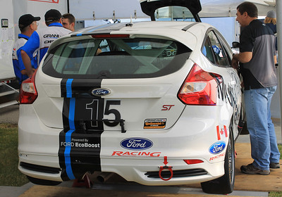 ST-MULTIMATIC MOTORSPORTS FORD FOCUS