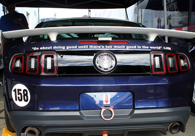 GS-DEMPSEY RACING--MUSTANG BOSS 302R GT