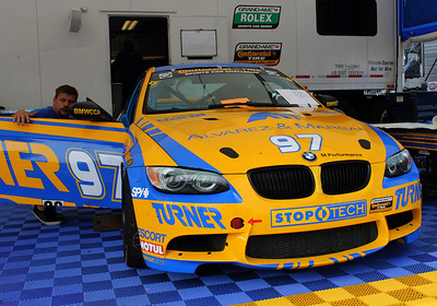 GS-TURNER MOTORSPORTS BMW M3