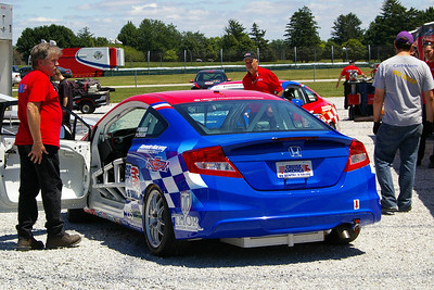 ST-RSR Motorsport Honda Civic Si