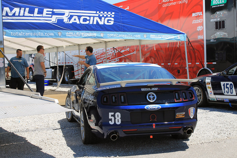 GS-Dempsey/Miller Racing Mustang Boss 302