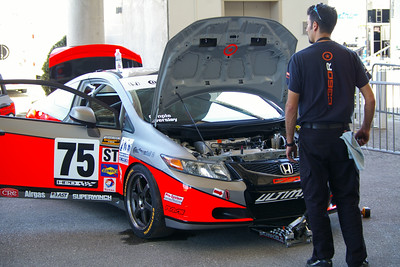 ST-Compass360 Racing Honda Civic Si