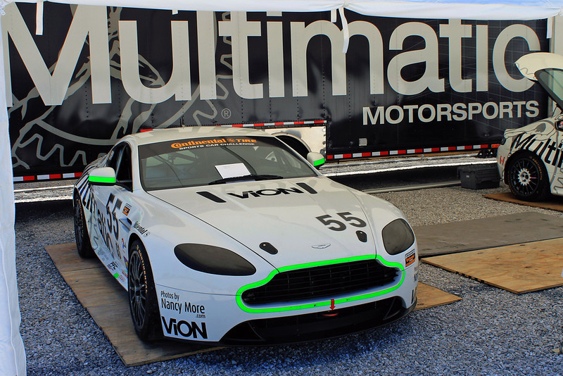 GS-Multimatic Motorsports Aston Martin Vantage