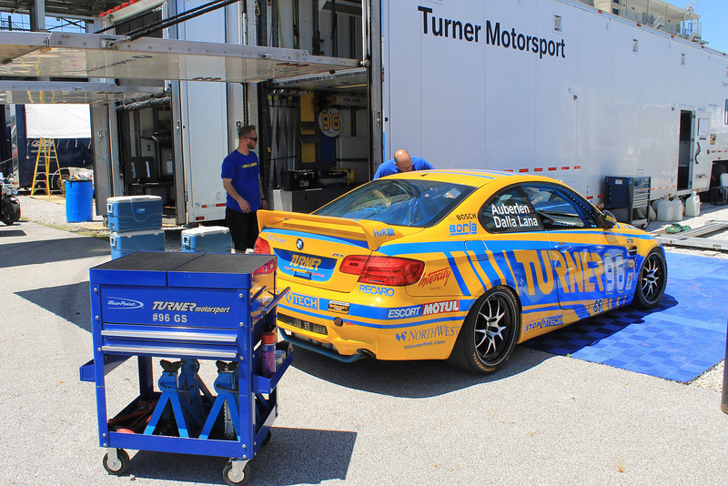 GS-Turner Motorsport BMW M3