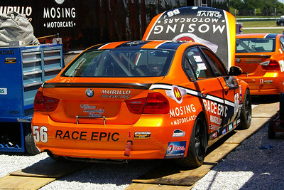 ST-RACE EPIC/Murillo Racing BMW 328i