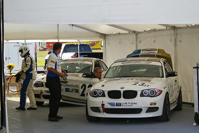ST-Burton Racing BMW 128i