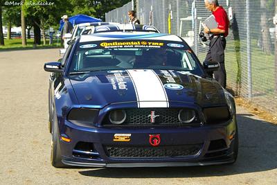 GS-Dempsey/Miller Racing Mustang 302R