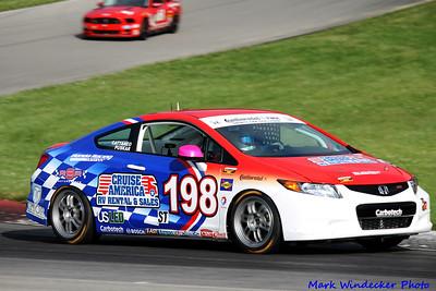 32nd 11ST Srah Cattaneo/Chris Puskar Honda Civic Si