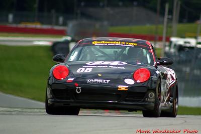 18th GS D.J. Randall/Tony Rivera Porsche Carrera