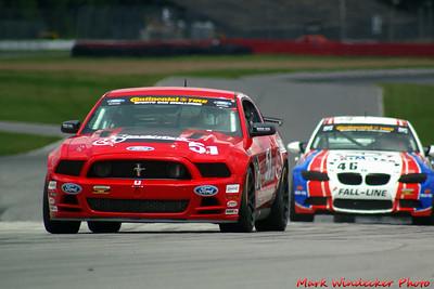 5th GS Shelby Blackstock/Joey Atterbury Mustang 302R