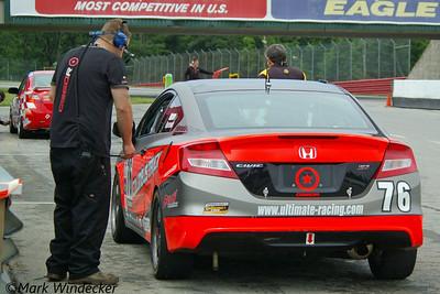 ST Compass 360 Racing Honda Civic Si