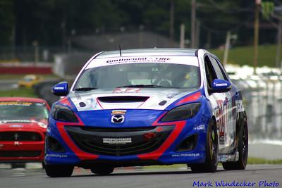 34th 13ST Glenn Bocchino/Taylor Hacquard Mazda Speed3