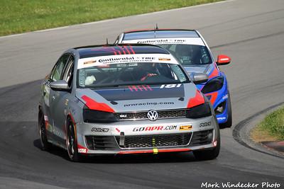 45th 24ST Aleks Altberg/Jeff Altberg VW Jetta