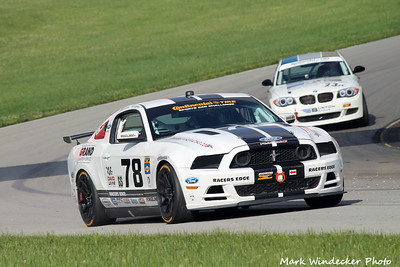 9th GS Richaed Golinello/David Levine Mustang Boss 302R