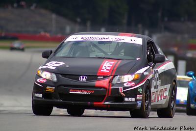 40th 19ST John Schmitt/Luke Wilwert Honda Civic Si