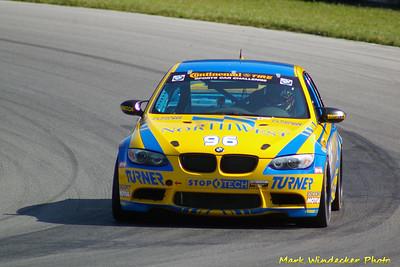 2nd GS Bill Auberlen/Paul Dalla Lana BMW M3