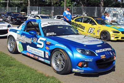 ST--CJ Wilson Racing Mazda MX-5