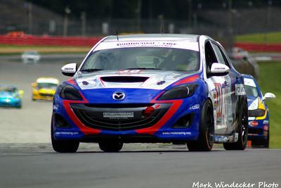 35th 14ST Mark Pombo/Mathew Pombo Mazda Speed3