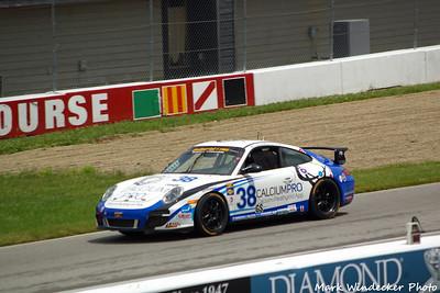 50th 23GS Jim Norman/Spencer Pumpelly Porsche Carrera