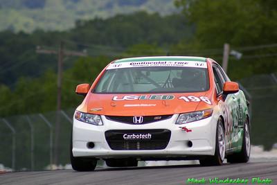 22nd 1ST Tom Dyer/Andrew Novich Honda Civic Si