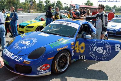 ST-Berg Racing Porsche Boxster
