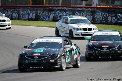 26th 5ST Ryan Ellis/Vesko Kozarov Nissan Altima Coupe