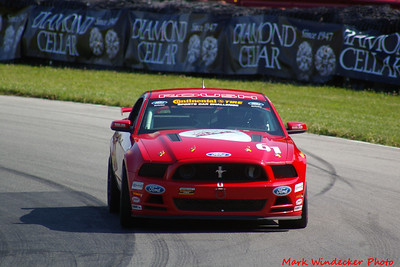 19th GS Billy Johnson/Jack Roush Jr Mustang Boss 302R