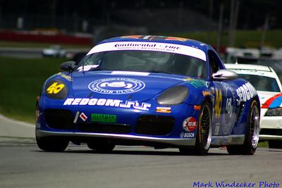 38th 17ST Corey Lewis/John Weisberg Porsche Boxster