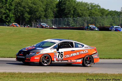28h 7ST Adam Burrows/Ray Mson Honda Civic Si