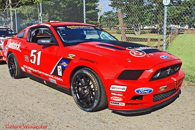 GS-Roush Performance Mustang Boss 302R GT