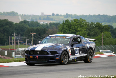 15th GS Ian James/Roger Miller Mustang B0ss 302R