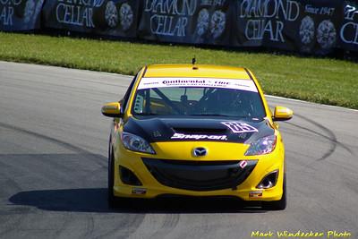 46th 25ST Michael Head/John De Barros Mazda Speed3
