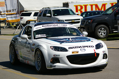 ST-CJ Wilson Racing Mazda MX-5