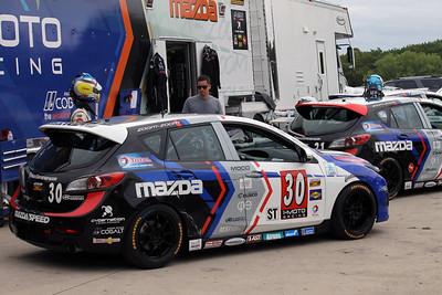 ST i-MOTO Mazda Speed3