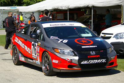 ST Compass 360 Racing Honda Civic Si