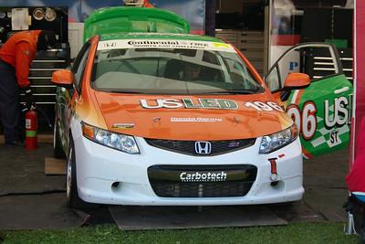 ST RSR Motorsports Honda Civic Si
